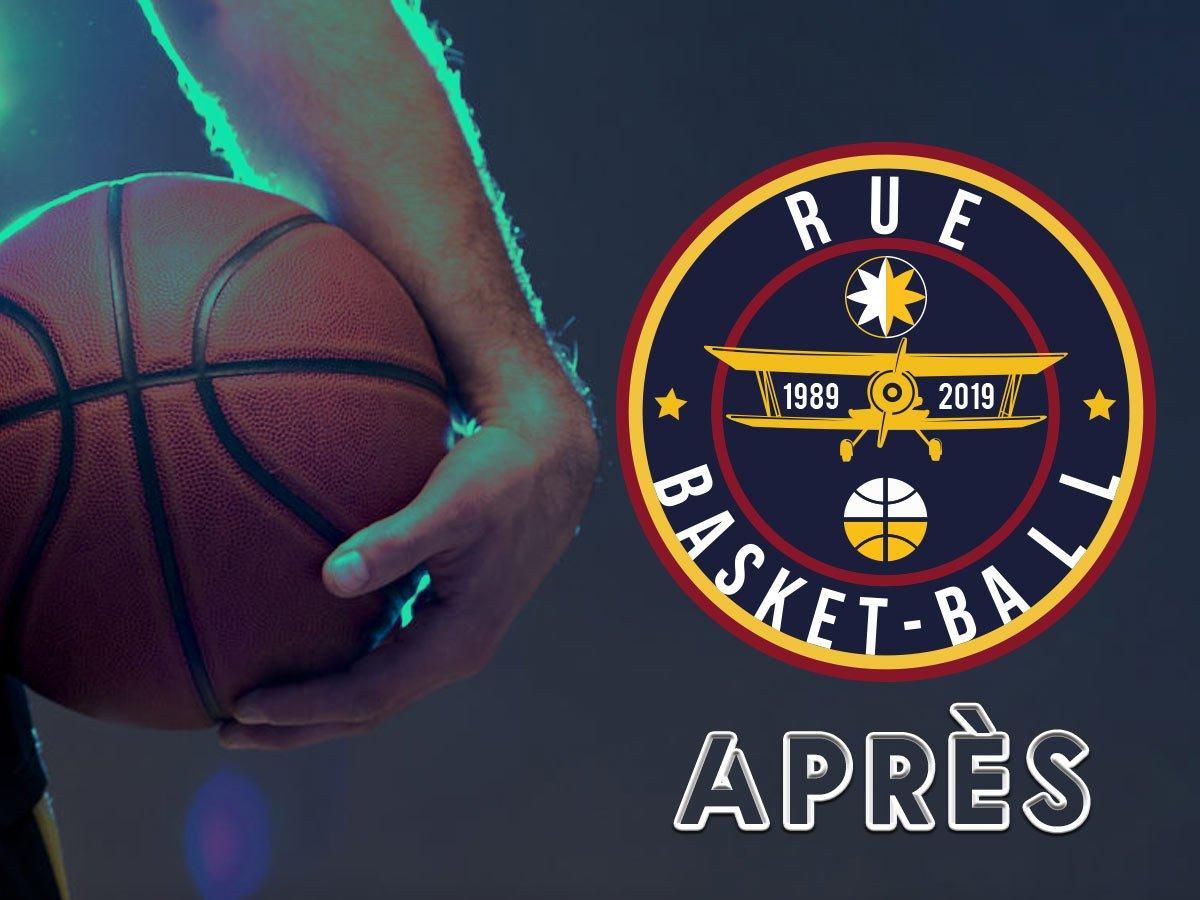 Nouvelle identité visuelle pour l'Us Rue Basket-ball en Picardie
