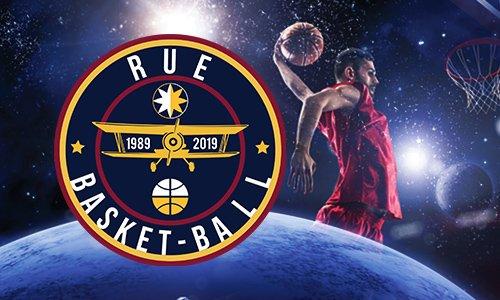 Logo de l'Us Rue basket-ball pour la saison 2020/21