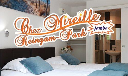 Chez Mireille Reingam-Park hotel à Berck-sur-Mer