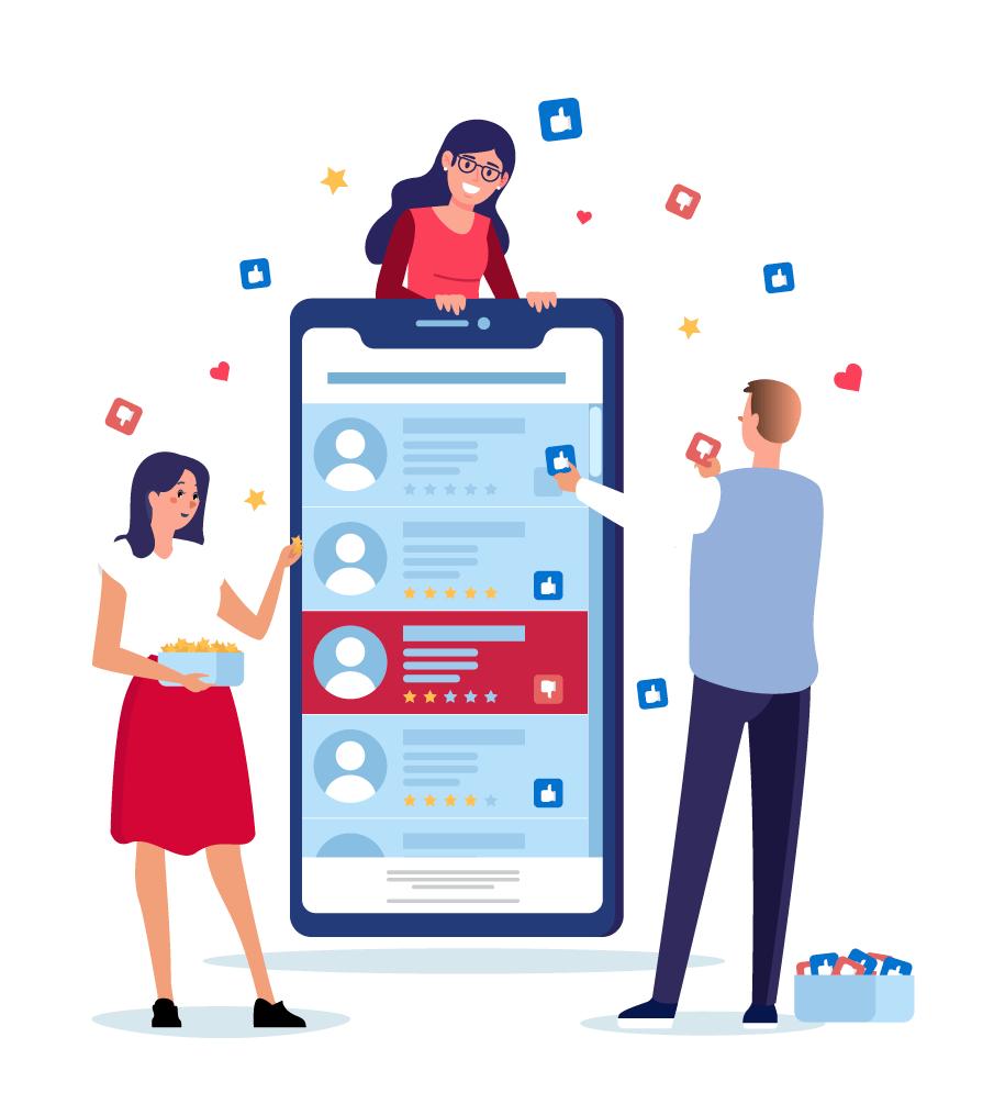 Avatar Agence Communication Colmar spécialisée dans la e-réputation des entreprises