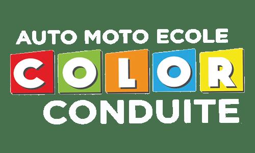 Logo auto-école color conduite à Berck/Mer