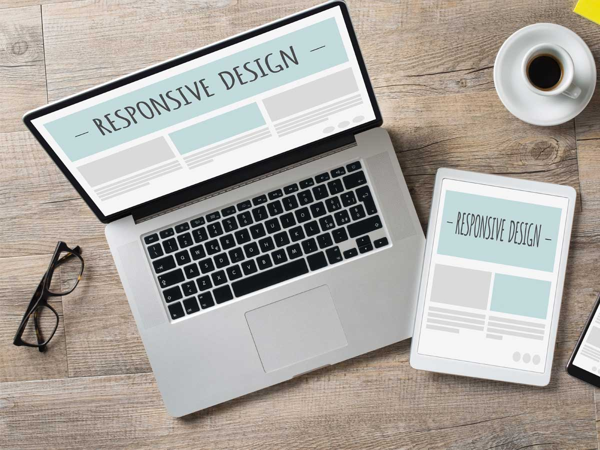 site e-commerce responsive