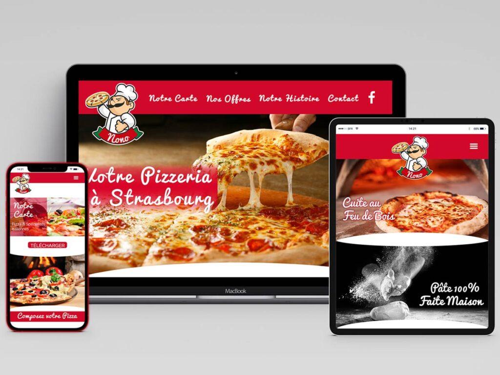 Site internet vitrine et Catalogue, à Colmar en Alsace
