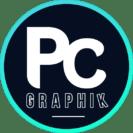 Logo de PC-Graphik, agence de communication à Colmar