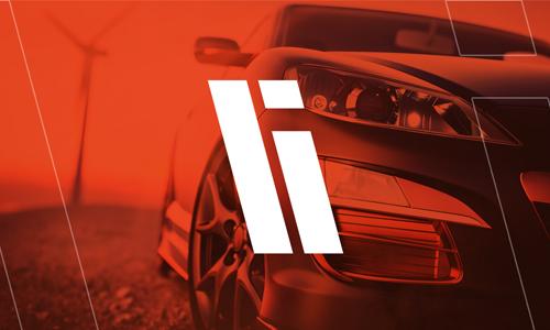 Logo location de véhicules - Rent car